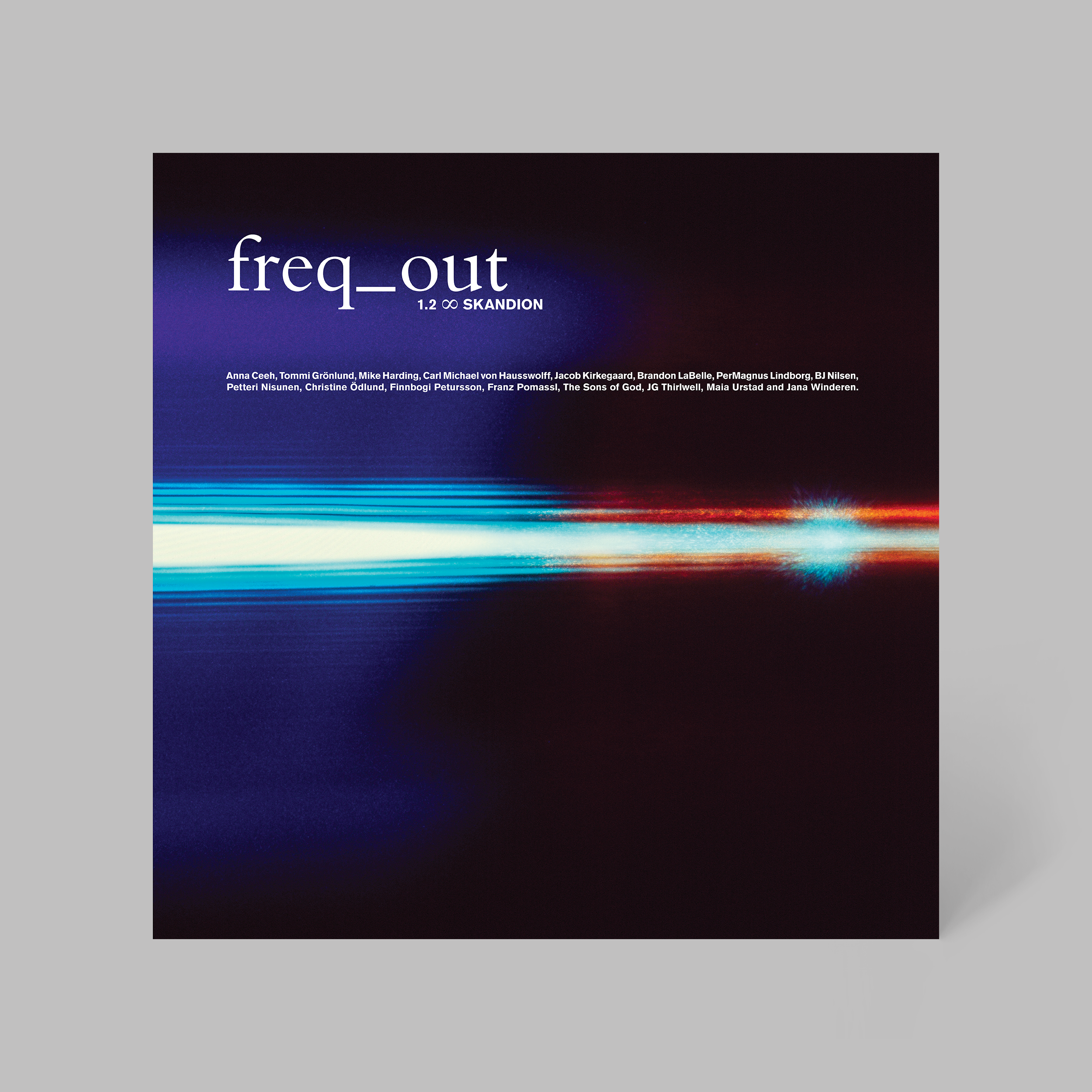 freq_out 1.2 ∞ Skandion