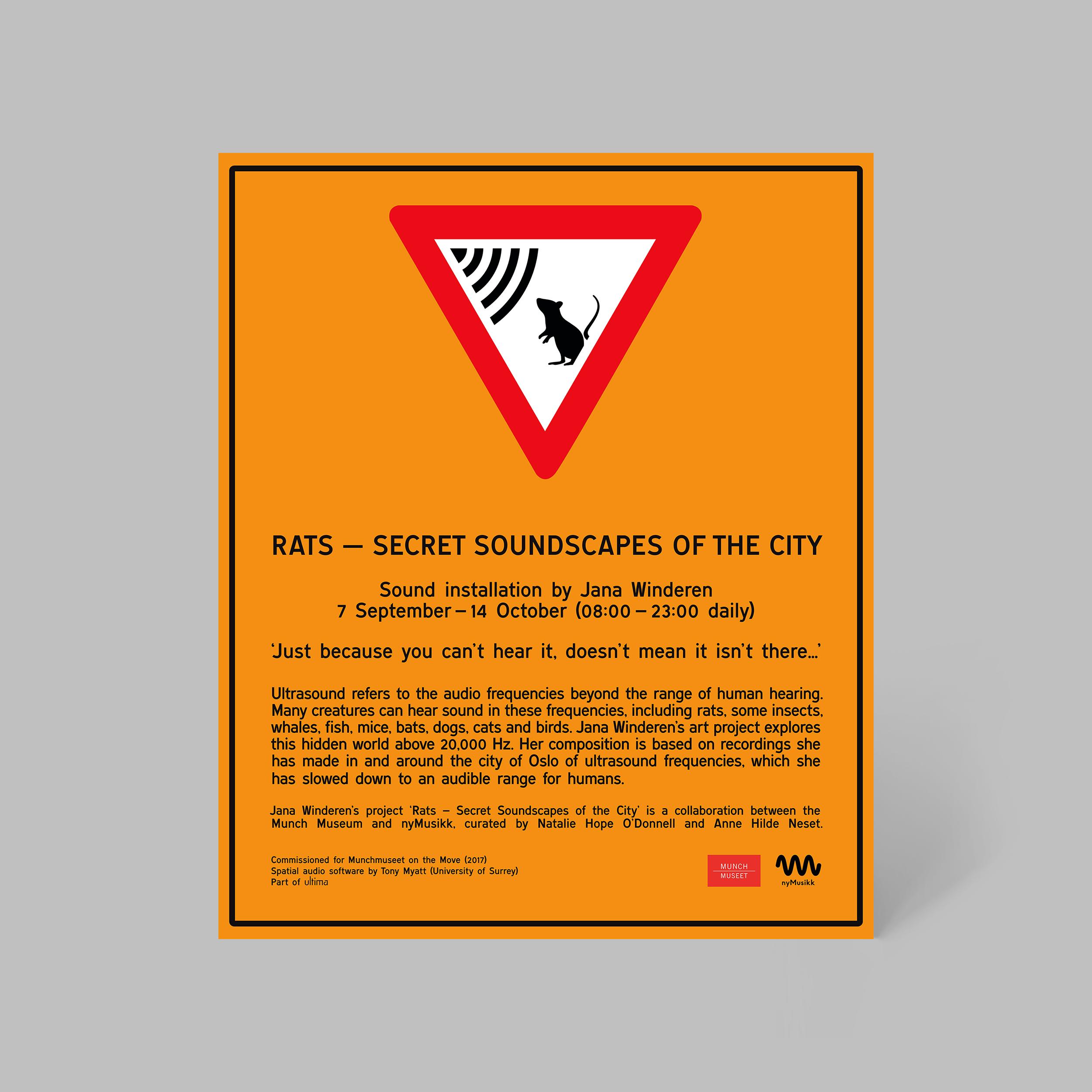Rats – Secret Soundscapes of the City