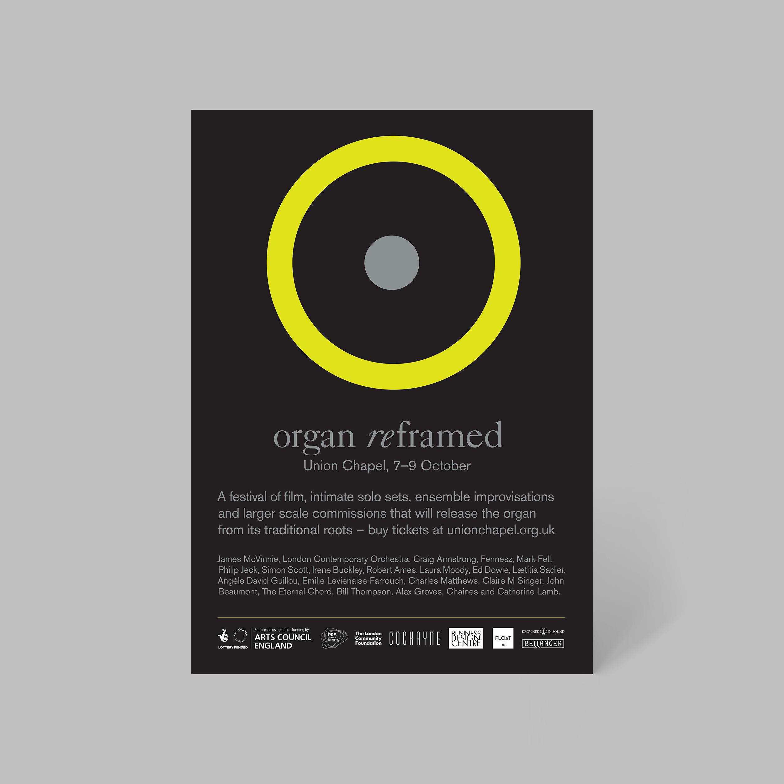 Organ Reframed